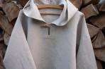 Košeľa s kapucňou
