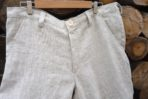 Nohavice ľanové